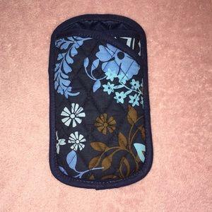 NWOT Vera Bradley Phone/Glass Case